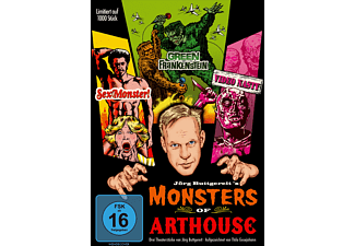 Monsters of Arthouse - (DVD)