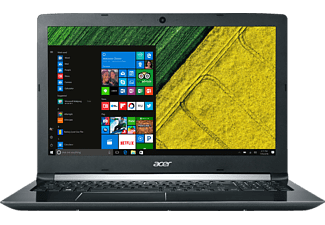 ACER Aspire 5, Notebook mit 15.6 Zoll Display, Core™ i3 Prozessor, 4 GB RAM, 1 TB HDD, GeForce® 940MX, Schwarz