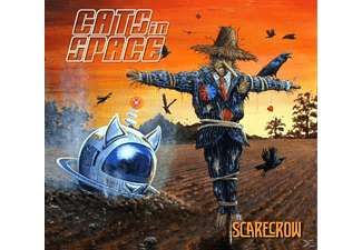 Cats In Space - Scarecrow - (CD)
