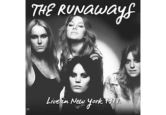 The Runaways - Live In New York 1978 - (CD)
