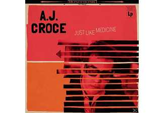 A. J. Croce - Just Like Medicine - (Vinyl)