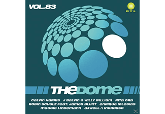 VARIOUS - The Dome,Vol.83 - (CD)