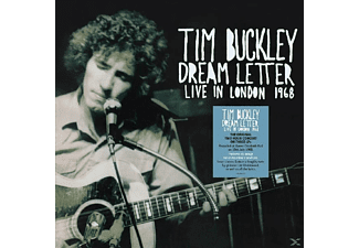Tim Buckley - Dream Letter - (Vinyl)