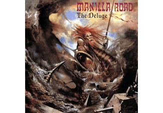 Manilla Road - The Deluge (Ultra Clear Vinly) - (Vinyl)