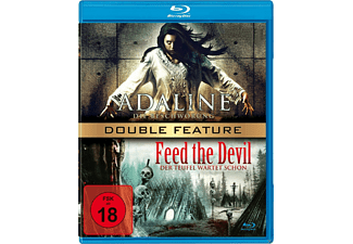 Adaline / Feed the Devil - Double Feature - (Blu-ray)