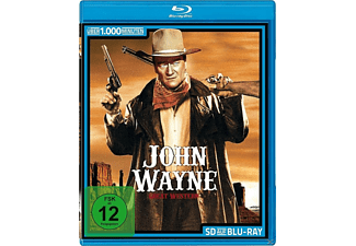 JOHN WAYNE GREAT WESTERN [Blu-ray]
