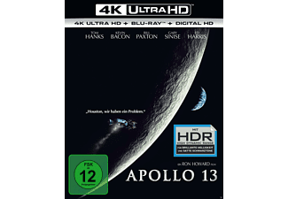 Apollo 13 [4K Ultra HD Blu-ray + Blu-ray]