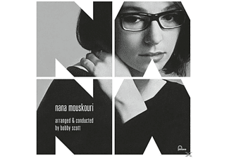 Nana Mouskouri - Nana-Arranged & Conducted By Bobby Scott - (CD)