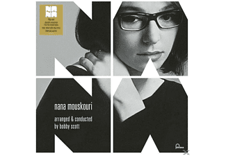 Nana Mouskouri - Nana-Arranged & Conducted By Bobby Scott - (Vinyl)