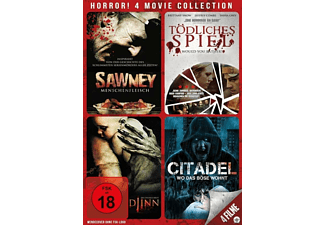 Horror! 4 Movie Collection - (DVD)