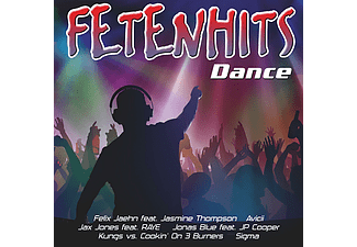 VARIOUS - Fetenhits - Dance - (CD)
