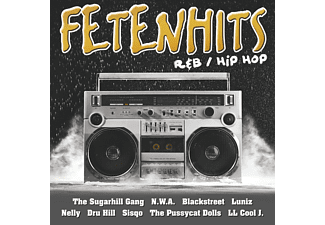 VARIOUS - Fetenhits - R&B / Hip Hop - (CD)