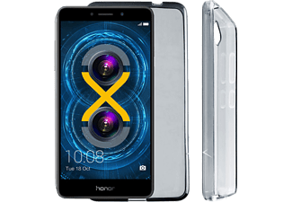 VOLTE-TEL Θήκη Huawei Honor 6X Slimcolor Tpu Grey
