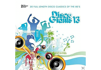 VARIOUS - Disco Giants Vol.13 - (CD)