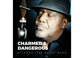 Altered Five Blues Band - Charmed & Dangerous - (CD)