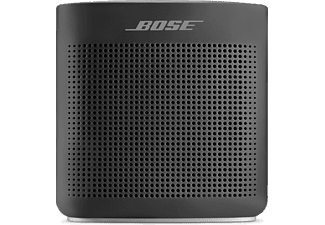 BOSE Soundlink Color BT Spkr II Sft Blk WW Bluetooth Hoparlör 752195-0100