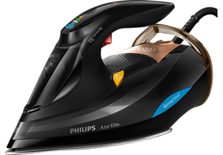 PHILIPS GC5033/80 Azur Elite Dampfbügeleisen (3000 Watt, SteamGlide Plus)