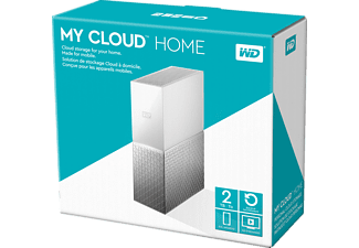 WD My Cloud™ Home  2 TB extern