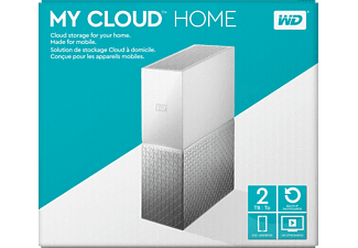 WD My Cloud™ Home  2 TB 3.5 Zoll extern