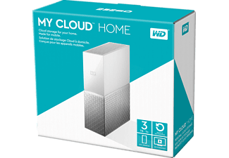 WD My Cloud™ Home  3 TB 3.5 Zoll extern