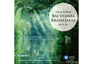 Barbara Hendricks, Eldon Fox, Royal Philharmonic Orchestra - Bachianas Brasileiras-Best of Villa-Lobos - (CD)