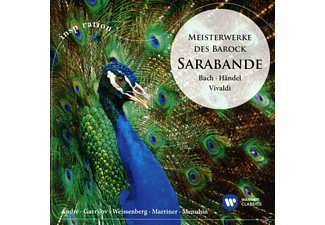 Academy of St. Martin in the Fields, VARIOUS - Sarabande:Beliebte Barockmusik - (CD)