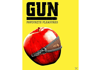 Gun - Favourite Pleasures - (CD)