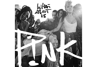 P!nk - What About Us - (5 Zoll Single CD (2-Track))