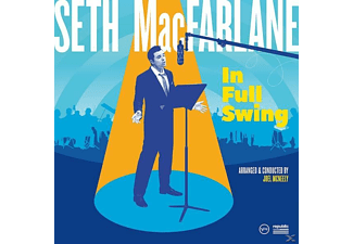 Seth Macfarlane - In Full Swing - (CD)