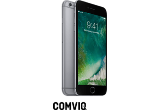 APPLE iPhone 6 32 GB - Grå (inklusive Comviq kontantkort)