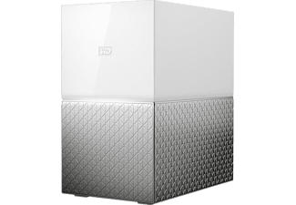 WD My Cloud™ Home Duo, 16 TB, Weiß, 3.5 Zoll