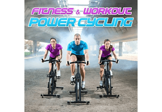 VARIOUS - Fitness & Workout: Power Cycling - (CD)