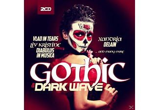 VARIOUS - Gothic & Dark Wave - (CD)