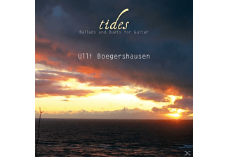 Ulli Bogershausen - Tides - (CD)