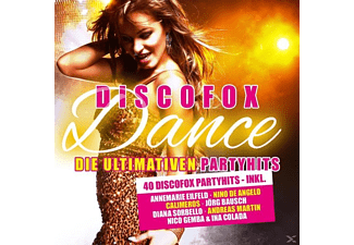 VARIOUS - Discofox Dance Vol.1 Die Ultimativen Party Hits - (CD)