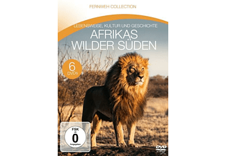 FERNWEH COLLECTION - AFRIKAS W - (DVD)