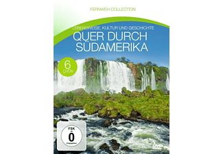 FERNWEH COLLECTION - QUER DURC - (DVD)