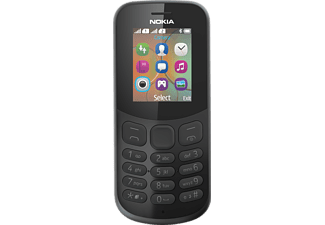 NOKIA 130 Dual Sim Black New