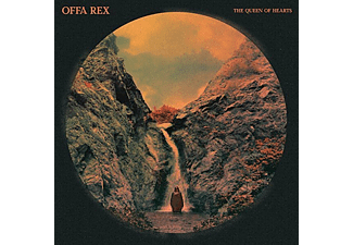 Offa Rex - The Queen of Hearts (CD)