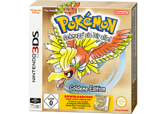 Pokémon Gold Edition (Code in a Box) [Nintendo 3DS]