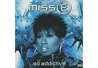 Missy Elliott - Miss E... So Addictive (Vinyl LP (nagylemez))