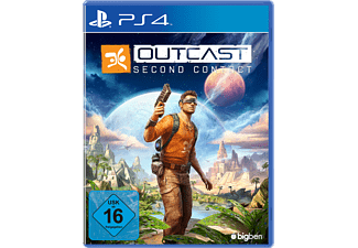Outcast - Second Contact PlayStation 4 Spiele - MediaMarkt