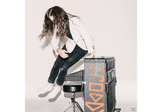 Walston, J. Roddy / Business, The - Destroyers Of The Soft Life (LP+MP3,White Vinyl) - (LP + Download)