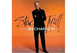 Steve Tyrell - BACK TO BACHARACH - (CD)