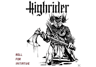 Highrider - Roll For Initiative - (CD)