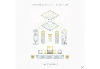 Mario Diaz De Leon - Sanctuary - (LP + Download)