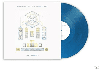 Mario Diaz De Leon - Sanctuary (LTD Blue Vinyl) - (LP + Download)