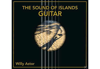 Willy Astor - The Sound Of Islands-Guitar - (CD)