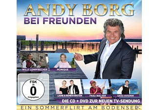 VARIOUS - Ein Sommerflirt am Bodensee - (CD + DVD Video)