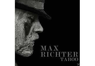 Max Ost/richter - Taboo - (CD)